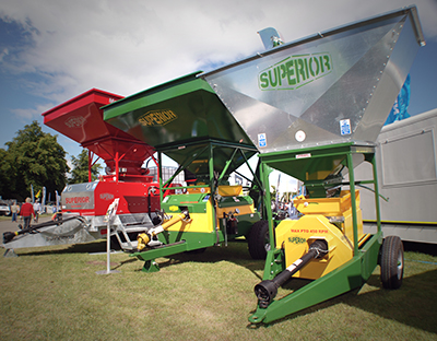Superior Machines Royal Highland Show