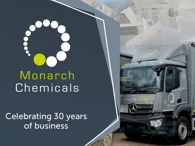 Monarch Chemicals celebrates 30 years of business