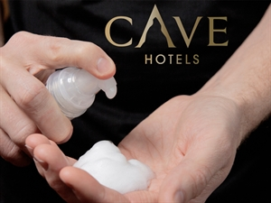 Monarch Supply Hand Sanitiser to Luxury Hotel
